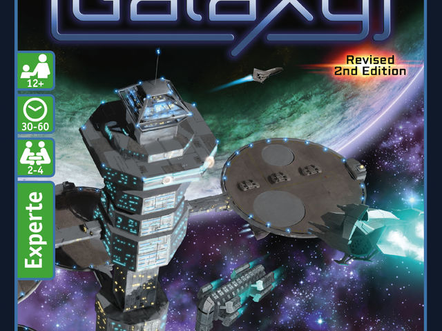 Race for the Galaxy: Zweite Edition Bild 1