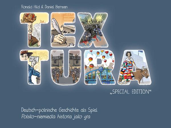 Bild zu Alle Brettspiele-Spiel Textura - Special Edition: Deutsch-polnische Geschichte als Spiel