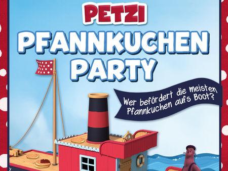 Petzi: Pfannkuchenparty