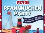 Vorschaubild zu Spiel Petzi: Pfannkuchenparty