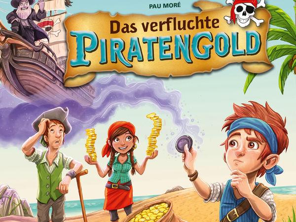 Bild zu Alle Brettspiele-Spiel Das verfluchte Piratengold