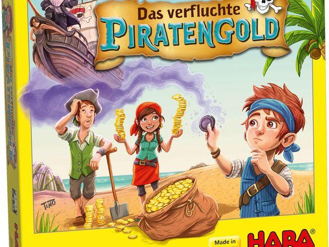 Das verfluchte Piratengold Bild 1