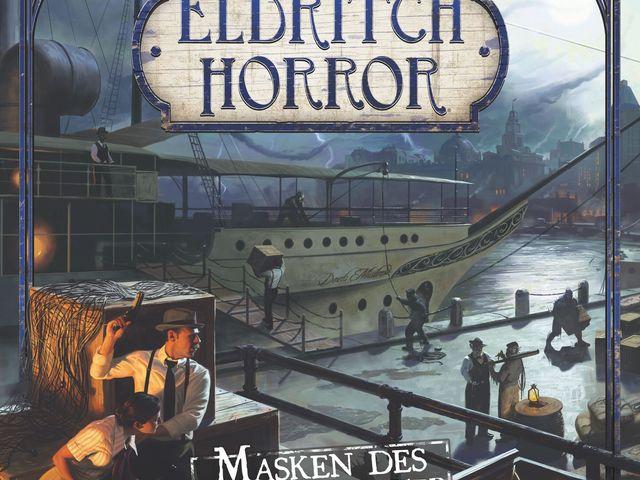 Eldritch Horror: Masken des Nyarlathotep - Erweiterung Bild 1