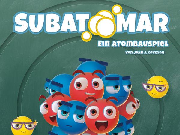 Bild zu Alle Brettspiele-Spiel Subatomar