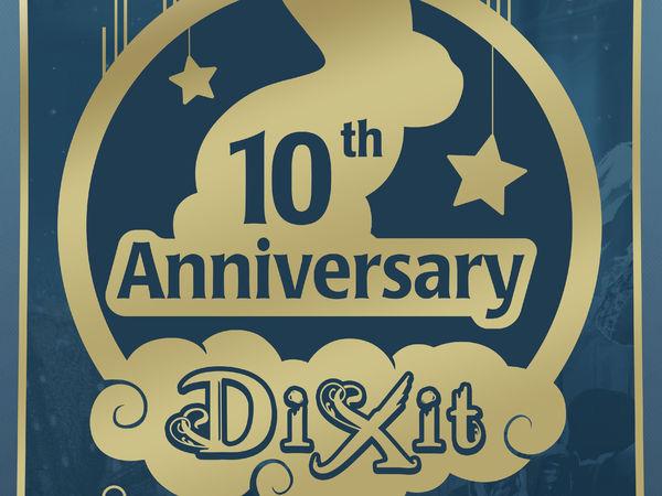 Bild zu Alle Brettspiele-Spiel Dixit: 10th Anniversary