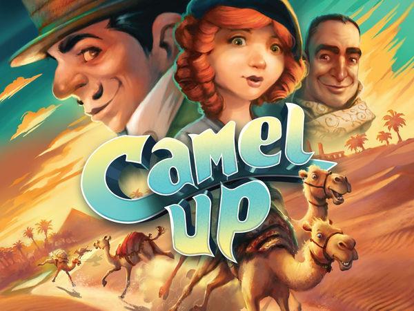 Bild zu Alle Brettspiele-Spiel Camel Up: Zweite Edition