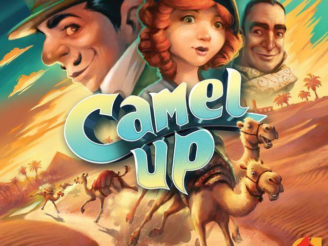Camel Up: Zweite Edition Bild 1