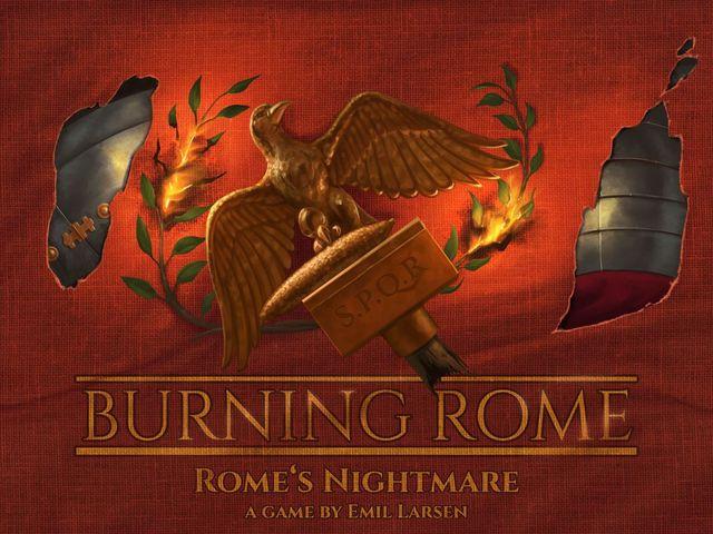 Burning Rome Bild 1