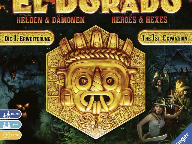 Wettlauf nach El Dorado: Helden & Dämonen Bild 1