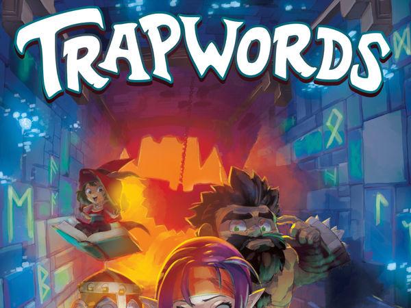 Bild zu Alle Brettspiele-Spiel Trapwords