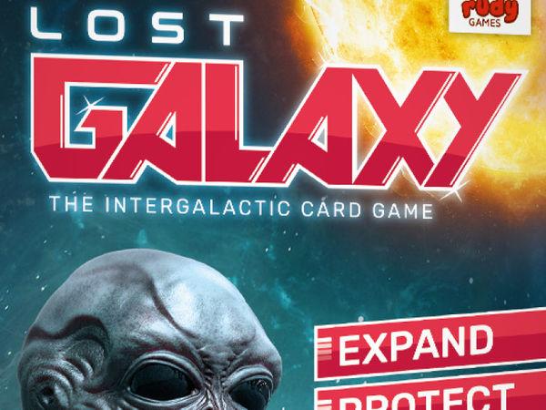 Bild zu Alle Brettspiele-Spiel Lost Galaxy