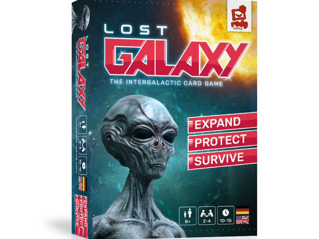 Lost Galaxy Bild 1