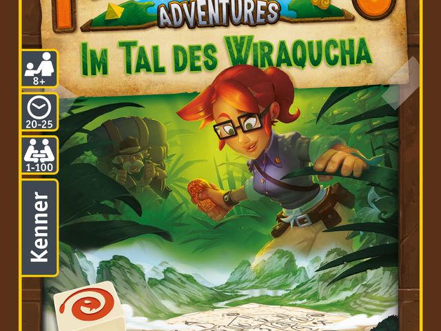 Penny Papers Adventures: Im Tal des Wiraqucha Bild 1