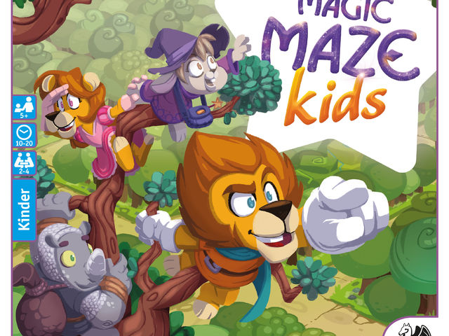 Magic Maze: Kids Bild 1