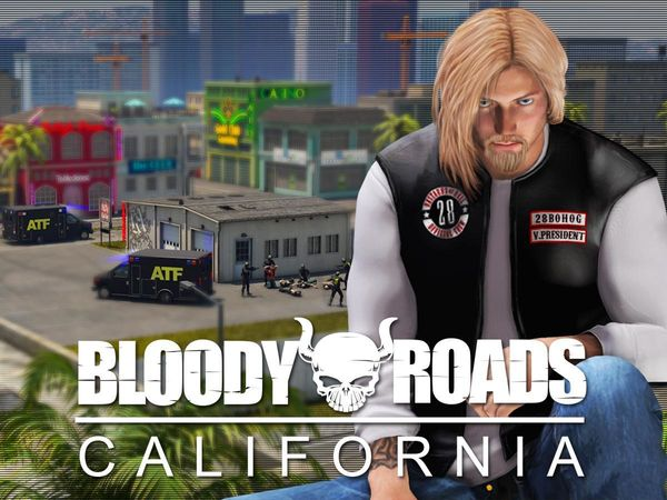 Bild zu Strategie-Spiel Bloody Roads California