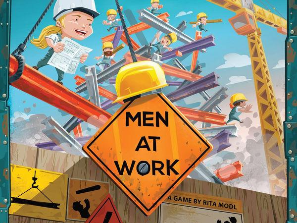 Bild zu Alle Brettspiele-Spiel Men at Work