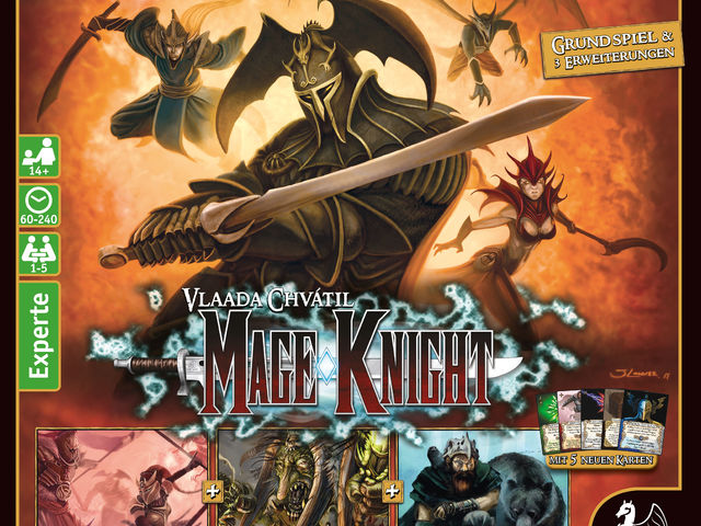 Mage Knight: Ultimate Edition Bild 1