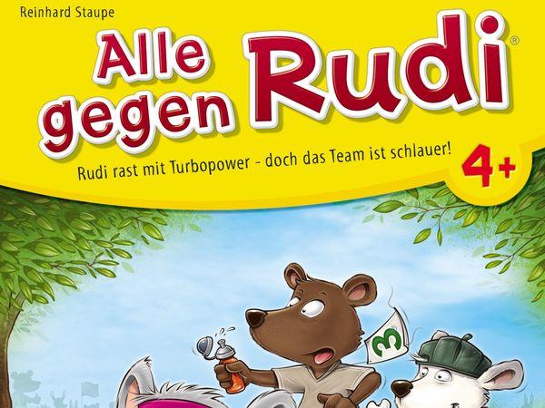 Bild zu Alle Brettspiele-Spiel Alle gegen Rudi