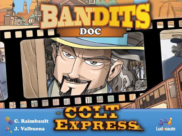 Bild zu Alle Brettspiele-Spiel Colt Express: Bandits – Doc