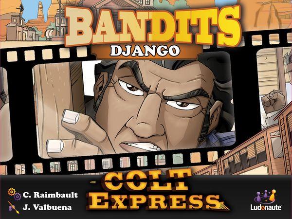 Bild zu Alle Brettspiele-Spiel Colt Express: Bandits – Django