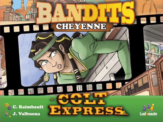 Colt Express: Bandits – Cheyenne Bild 1