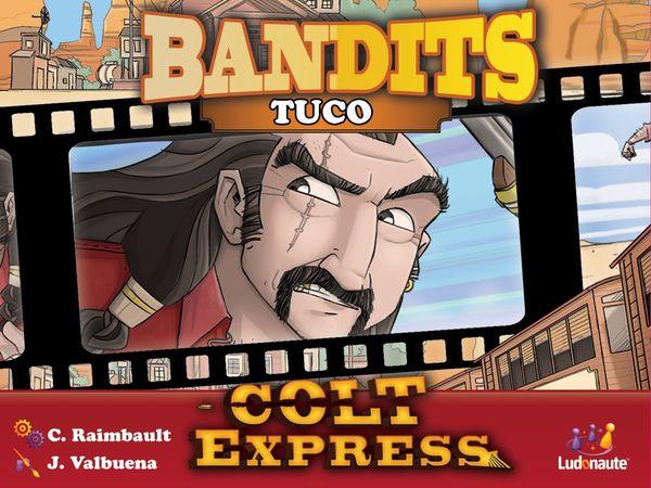 Bild zu Alle Brettspiele-Spiel Colt Express: Bandits – Tuco