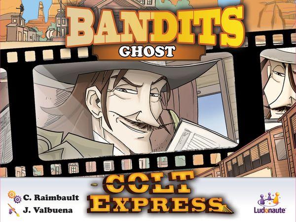 Bild zu Alle Brettspiele-Spiel Colt Express: Bandits – Ghost