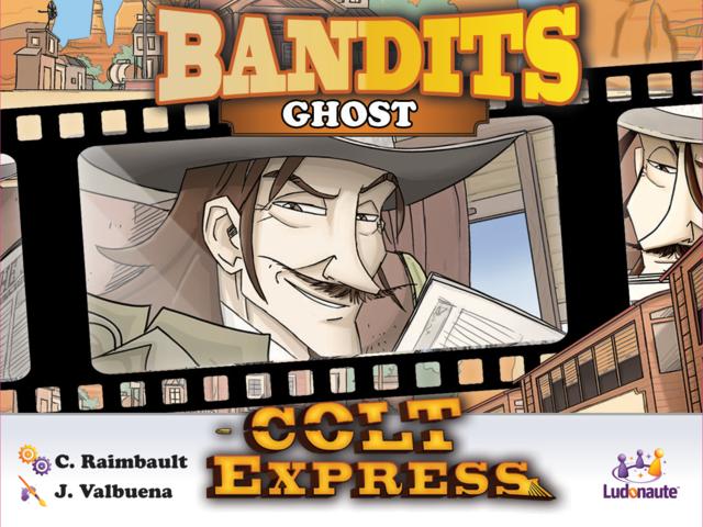 Colt Express: Bandits – Ghost Bild 1