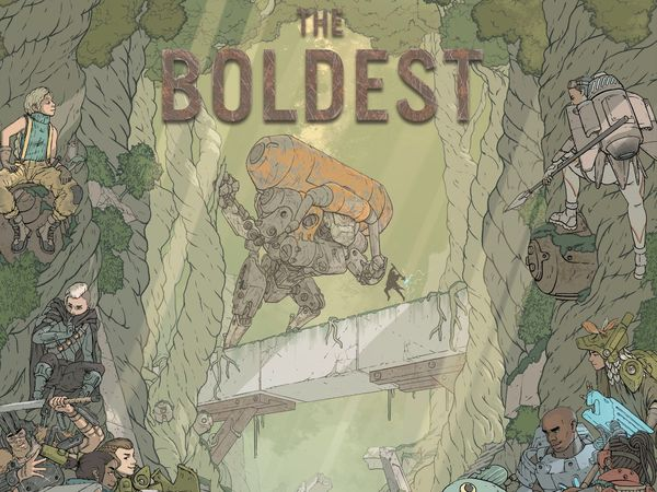 Bild zu Alle Brettspiele-Spiel The Boldest