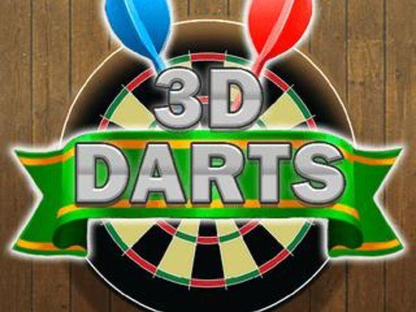 Bild zu Sport-Spiel 3D Darts