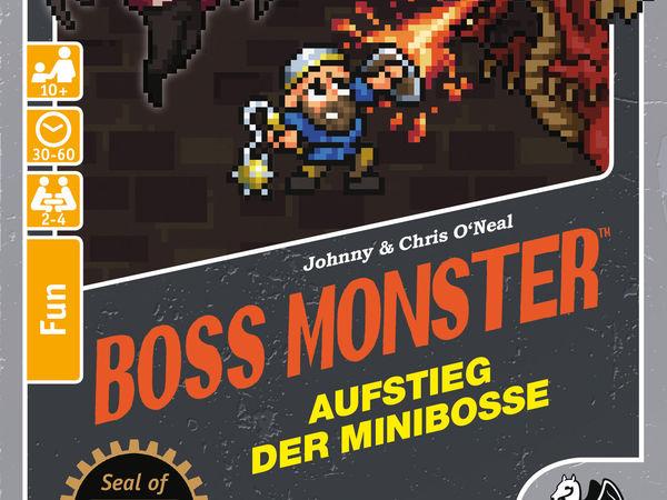 Bild zu Alle Brettspiele-Spiel Boss Monster: Aufstieg der Minibosse