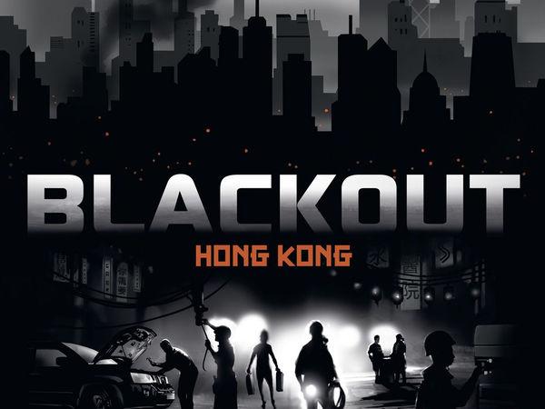 Bild zu Alle Brettspiele-Spiel Blackout: Hong Kong