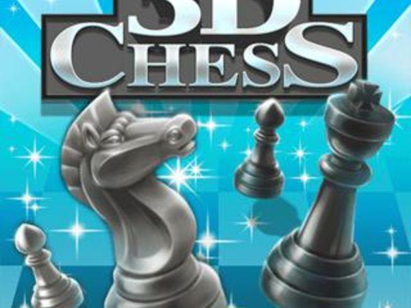 Bild zu Karten & Brett-Spiel 3D Chess