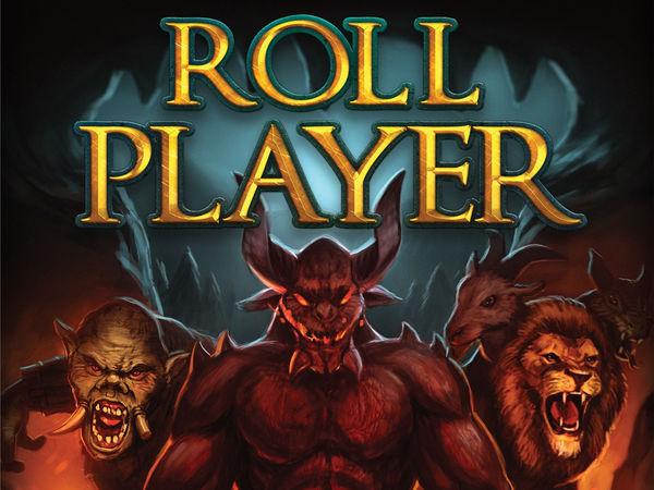 Bild zu Alle Brettspiele-Spiel Roll Player: Monster & Minions