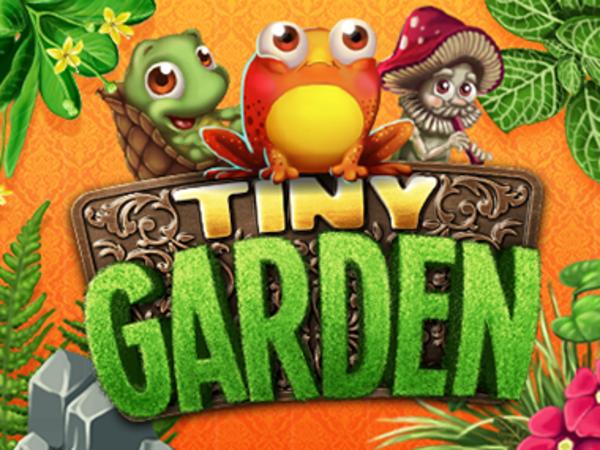 Bild zu Neu-Spiel Tiny Garden