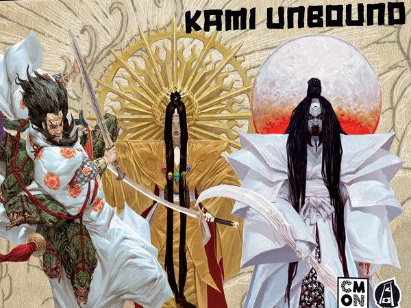 Bild zu Alle Brettspiele-Spiel Rising Sun: Kami Unbound