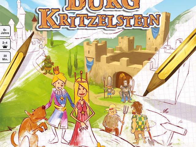 Burg Kritzelstein Bild 1
