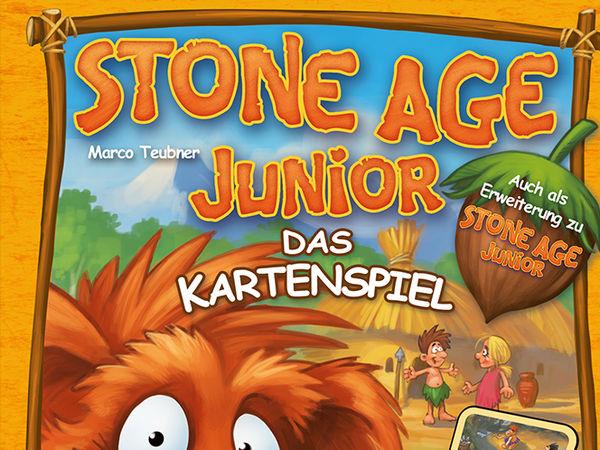 Bild zu Alle Brettspiele-Spiel Stone Age Junior: Kartenspiel