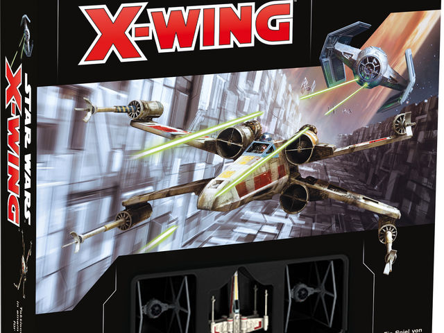 Star Wars X-Wing - Miniaturen-Spiel - Zweite Edition Bild 1
