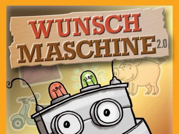 Bild zu Alle Brettspiele-Spiel Wunschmaschine 2.0