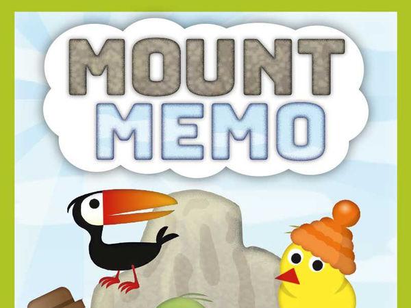 Bild zu Alle Brettspiele-Spiel Mount Memo