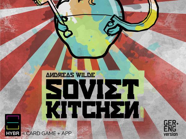 Bild zu Alle Brettspiele-Spiel Soviet Kitchen