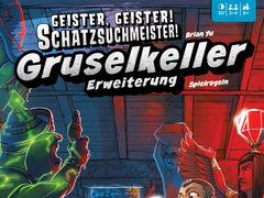 Geister, Geister, Schatzsuchmeister! Gruselkeller-Erweiterung
