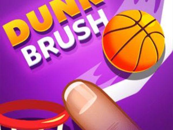 Bild zu Action-Spiel Dunk Brush