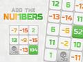 Denken-Spiel Add the Numbers spielen
