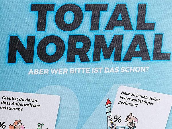 Bild zu Alle Brettspiele-Spiel Total Normal
