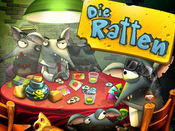 Bild zu Alle-Spiel Die Ratten