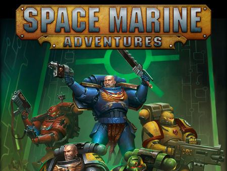 Space Marine Adventures: Im Labyrinth Der Necrons