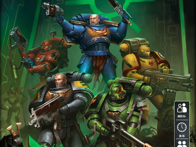 Space Marine Adventures: Im Labyrinth Der Necrons Bild 1