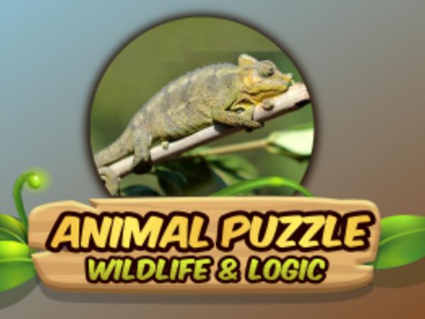 Bild zu Neu-Spiel Animal Puzzle